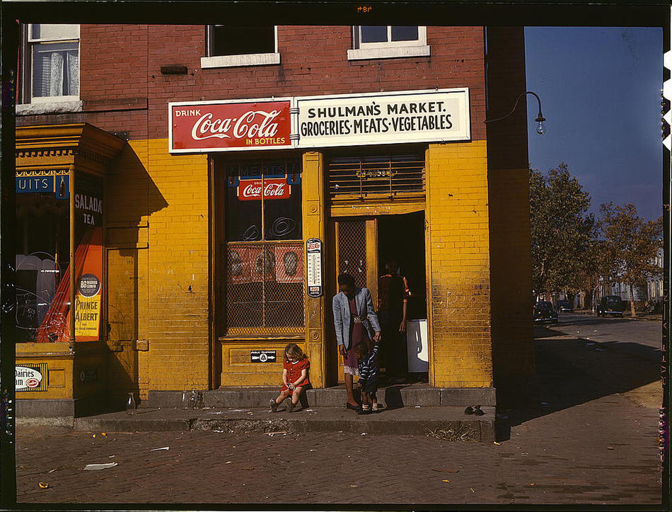 Washington DC 1941