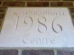 Krishnamurti Centre - 9023