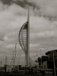 Old Portsmouth & Gunwharf - 8936