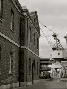 Old Portsmouth & Gunwharf - 8943