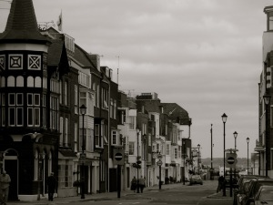 Old Portsmouth & Gunwharf - 8996
