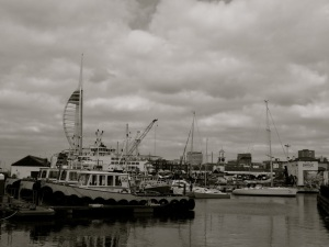 Old Portsmouth & Gunwharf - 8998