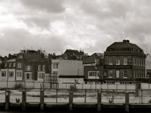 Old Portsmouth & Gunwharf - 9003