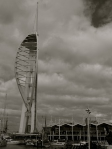Old Portsmouth & Gunwharf - 9005