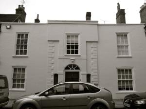 12 Kingsgate St Winchester C18