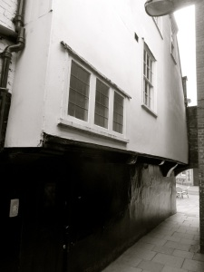 154 High St Winchester, C18 (2)