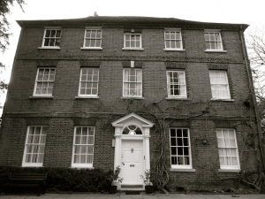 16 Colebrook St Winchester (Friends Meeting House), C18