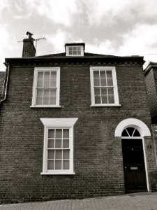 21 St Johns St, Winchester, C19