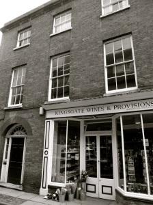 4 Kingsgate St Winchester C18
