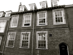 69 (Moberly's) Kingsgate St Winchester C18