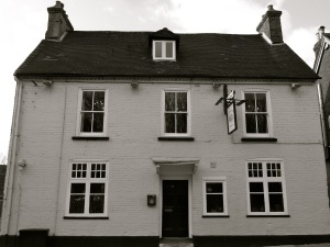 88 Chesil St (The Black Rat), Winchester, C18