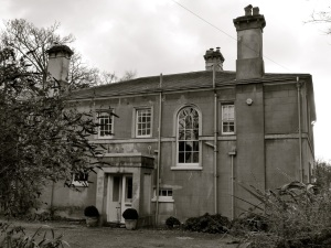 Blackbridge House (North), Winchester, C19