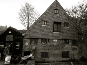 City Mill Winchester, 1744