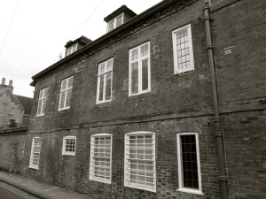 Colebrook House Winchester (No 27), C18