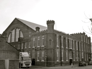 Connaught Drill Hall, Portsmouth