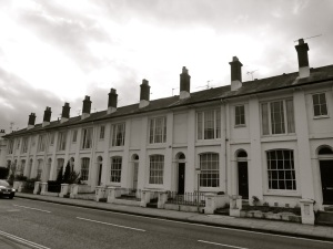 Eastgate St Winchester, C19
