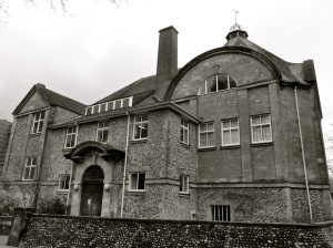 Music School, Winchester College 1904
