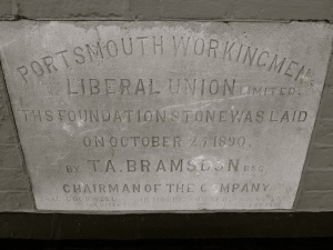 Portsmouth Workingmen Liberal Union