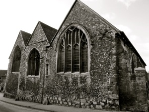 St Johns Church (East), Winchester, C13-14