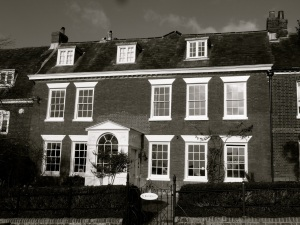 St Johns Croft, Blue Ball Hill, Winchester