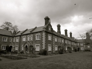 St Johns Hospital Winchester, 1862 (2)
