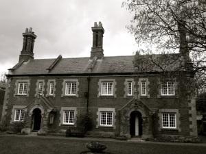 St Johns Hospital Winchester, 1862 (3)