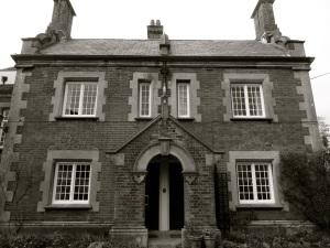St Johns Hospital Winchester, 1862
