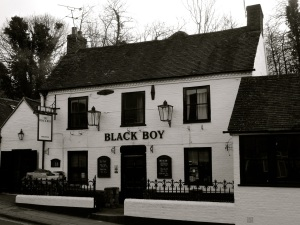 The Black Boy, Winchester, C18