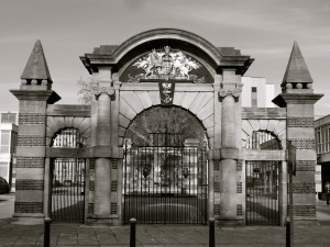 Victory Main Gate, Portsmouth