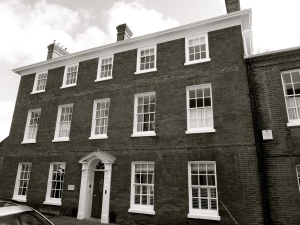 13 St Thomas St (Well Hs) Winchester C18