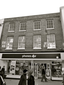 29 High St Winchester C19