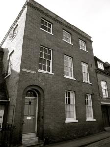 3 St Swithun St Winchester C19