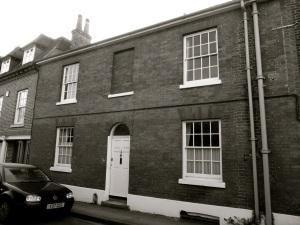 4 St Swithun St Winchester C19
