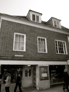 41 High St (West) Winchester C18