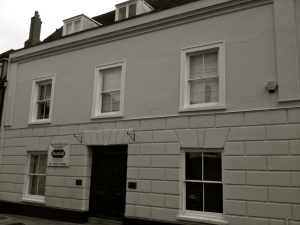 7 St Thomas St Winchester C19