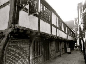 God Begot House High St Winchester
