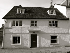 Little Minster Cottage Winchester C17