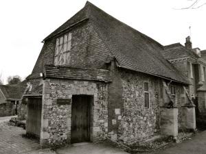 Pilgrims Hall Winchester C13