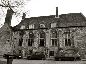 The Deanery and Priors Hall, Winchester C14-17