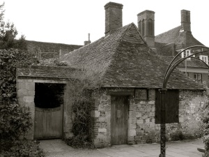 The Deanery Bakehouse Winchester C17