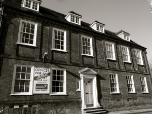 Trafalgar House Winchester C18