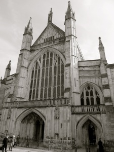 Winchester Cathedral C11