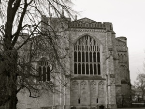Winchester Cathedral (east)