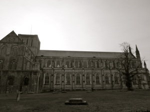 Winchester Cathedral (north)