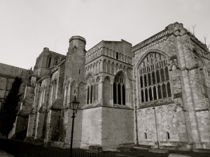Winchester Cathedral (south east)