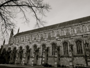 Winchester Cathedral (south)
