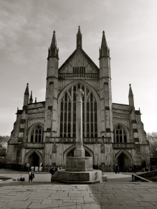 Winchester Cathedral (West)