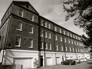 1-6 Gar St (East) Winchester 1905