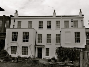 11 St Peter St (St Peters Convent) Winchester C19