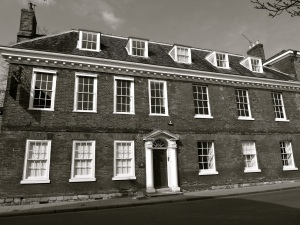 23 Hyde St (Hyde Abbey House) Winchester C18